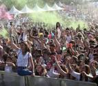 El festival Holika transforma Corella