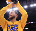 Stephen Curry renueva con los Warriors por una cifra récord