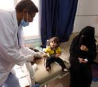 La OMS informa de que ya son más de 1.500 muertos por el cólera en Yemen