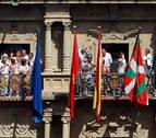 La 'guerra de banderas' de Navarra llega al Congreso