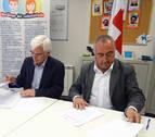 Salud renueva el convenio con Cruz Roja para el transportar pacientes de Tudela al CHN