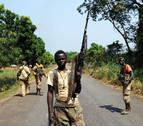 Quince muertos en el ataque a un campo de refugiados en la República Centroafricana