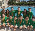 La AD San Juan venció en el ranking por equipos del Campeonato de España