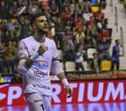 Asier Llamas renueva con Osasuna Magna por cuatro temporadas