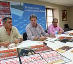 Ruiz y Macua volverán a pujar por gestionar la plaza de toros de Tudela