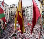 UPN lleva al Congreso el debate de las banderas tras la ikurriña en el Chupinazo