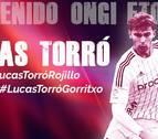 Lucas Torró, nuevo fichaje de Osasuna