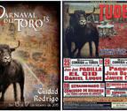 """El autor del cartel de la feria de Tudela dice que """"no tiene que ver"""" con otro de Ciudad Rodrigo"""