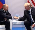 Trump y Putin acuerdan una tregua en el suroeste de Siria