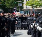 Los disturbios del G20 se saldan con casi un millar de heridos y 186 detenciones