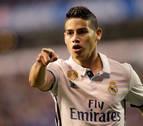 El Real Madrid cede a James dos años al Bayern de Múnich