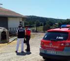 Muere un pamplonés al caer del tejado sobre el que trabajaba en Aritzu