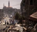 Continúan los choques en Mosul dos días después del anuncio de su liberación