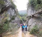 Rutas con niños por Navarra: Foz de Benasa, en Navascués, viaje al interior de un río