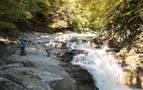 Rutas con niños por Navarra: Cascada del Cubo, un tesoro en la Selva de Irati