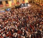 Las cuatro candidaturas para lanzar el Chupinazo estarán en el Pobre de Mí