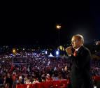 Erdogan promete