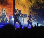 Pitada a Enrique Iglesias en el concierto de Santander:
