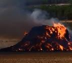 Se declaran cuatro incendios en dos días en el término de Lerín