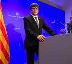 Puigdemont avisa de que prohibir la consulta será un golpe de Estado