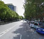 Herida una mujer en un accidente en la calle Navas de Tolosa