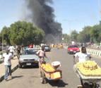 Al menos 10 muertos y 20 heridos por atentado suicida en una mezquita de Nigeria