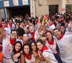 Tudela deja 6 horas más de música en la calle a bares y peñas en fiestas