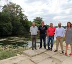 Cinco pueblos de la Ribera piden poder regar del Canal de Navarra