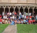 Más de 40 jóvenes participan en el Seminario de música moderna de Sangüesa