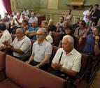 El tripartito saca adelante el cambio de nombre de 49 calles de Tudela