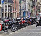 UPN pide alternativas a la eliminación de 150 plazas de aparcamientos para motos