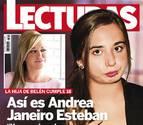 Andrea Janeiro, hija de Belén Esteban y Jesulín de Ubrique, cumple 18 años