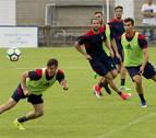 Osasuna debutará en El Sadar contra el Sevilla Atlético