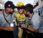 Froome certifica su cuarto Tour y Landa se queda a un segundo del podio