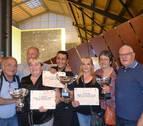 Las hermanas Askarraga ganan el concurso de tortillas de Urdax
