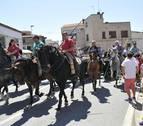 La Vaca Brava triunfa en Larraga