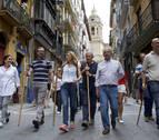 Maroto censura en Pamplona el