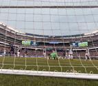 Neymar se centra en hacer lo que sabe hacer: jugar a fútbol