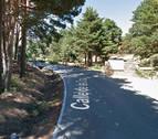 Muere un ciclista tras chocar contra un moto en Madrid