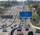Hasta el 30% de los accidentes de tráfico se relacionan con el cansancio, según la DGT