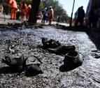 Mueren al menos 31 civiles en Kabul en un atentado con coche bomba de los talibanes