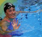 Mireia Belmonte logra un oro en la Copa del Mundo de Moscú
