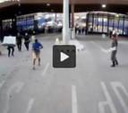 Detenido tras herir con un cuchillo a un agente en Melilla