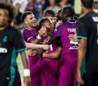 El City de Guardiola desarbola a un Madrid indolente en defensa