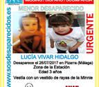 Hallan junto a la vía del tren el cadáver de la niña de 3 años desaparecida en Málaga