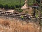 El abuelo de la niña hallada muerta en las vías del tren: