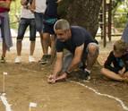 La 'canica mundial' sopla 20 velas en Elizondo