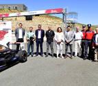 Policías de Navarra y Rioja coordinan dispositivo para el paso de la Vuelta