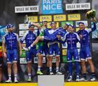 Dan Martin corrió doce etapas del Tour con dos vértebras rotas