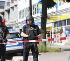 Un muerto y varios heridos en un ataque con cuchillo en Hamburgo